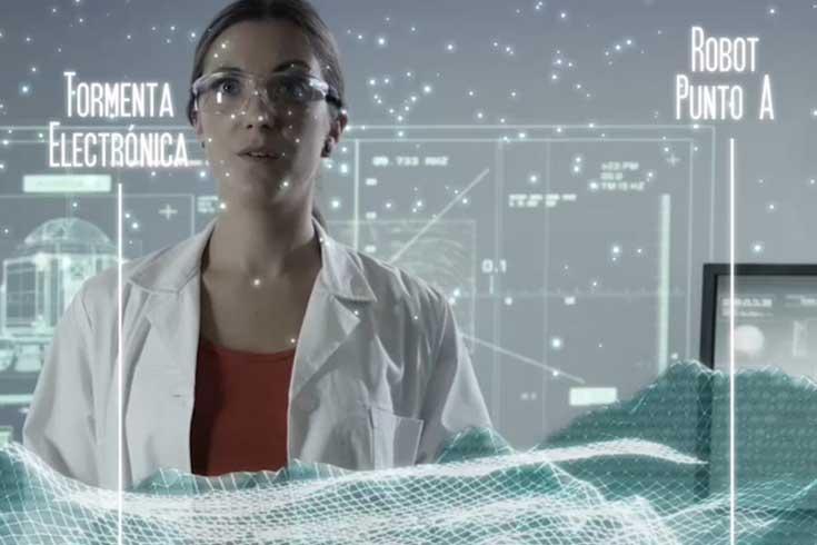 Escuela de Jóvenes Científicos CorporateFilm